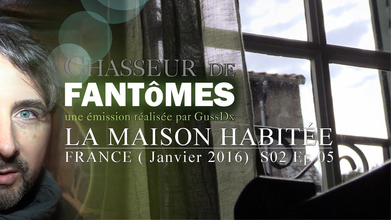 Chasseur De Fantômes S02 - #04 : La Maison Habitée
