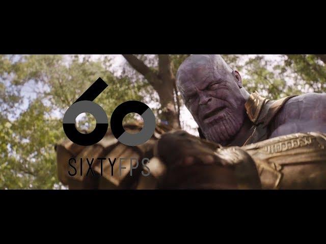 [60FPS] Avengers Infinity War Feature Trailer   60FPS HFR HD
