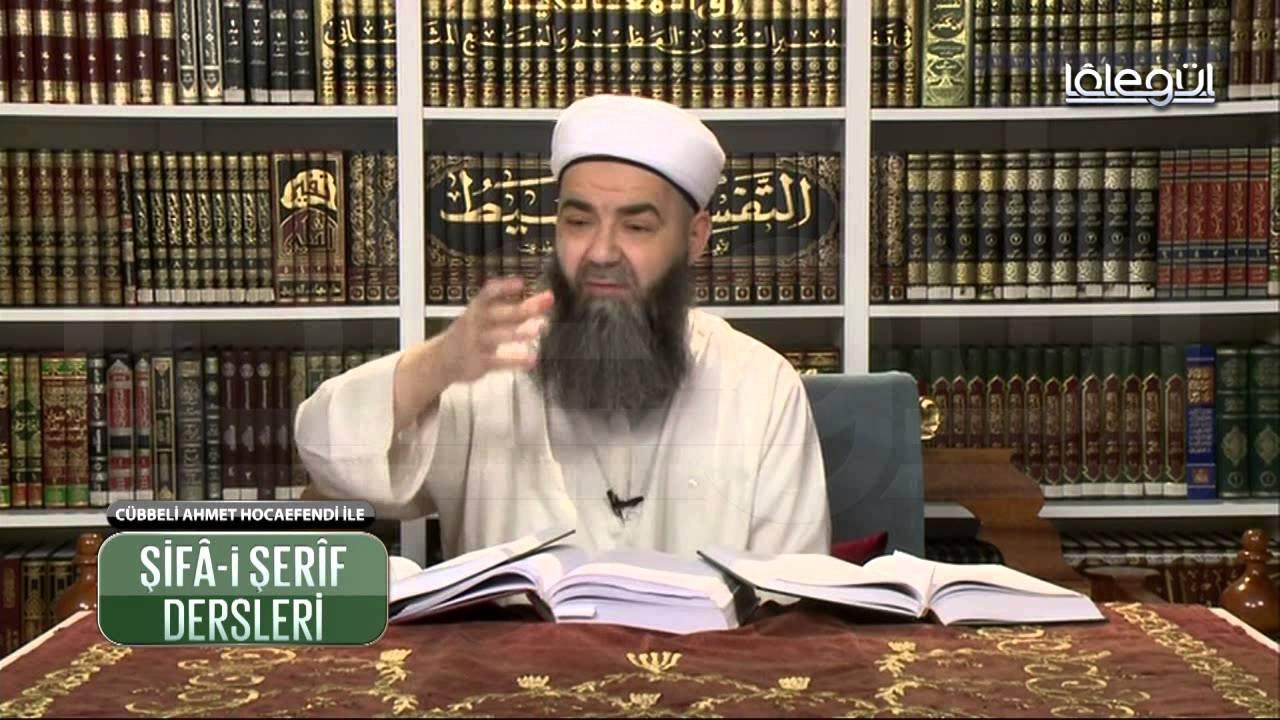 Şifâ-i Şerîf Dersleri 16.Bölüm 18 Mart 2016 Lâlegül TV