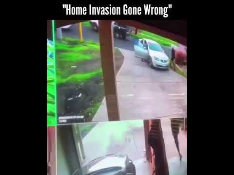 Dickerman - Home Invasion Fail