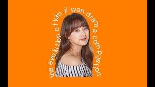 The Evolution Of Kim Ji Won (Drama Compilation)