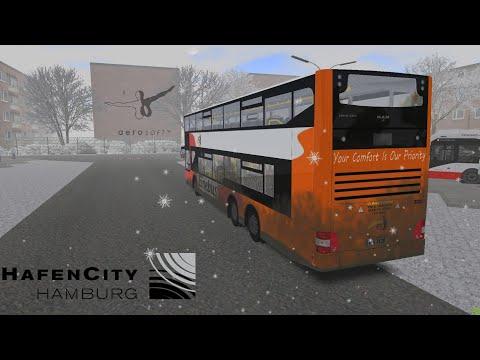 OMSI 2 add-on HafenCity – Hamburg modern | Depot Run