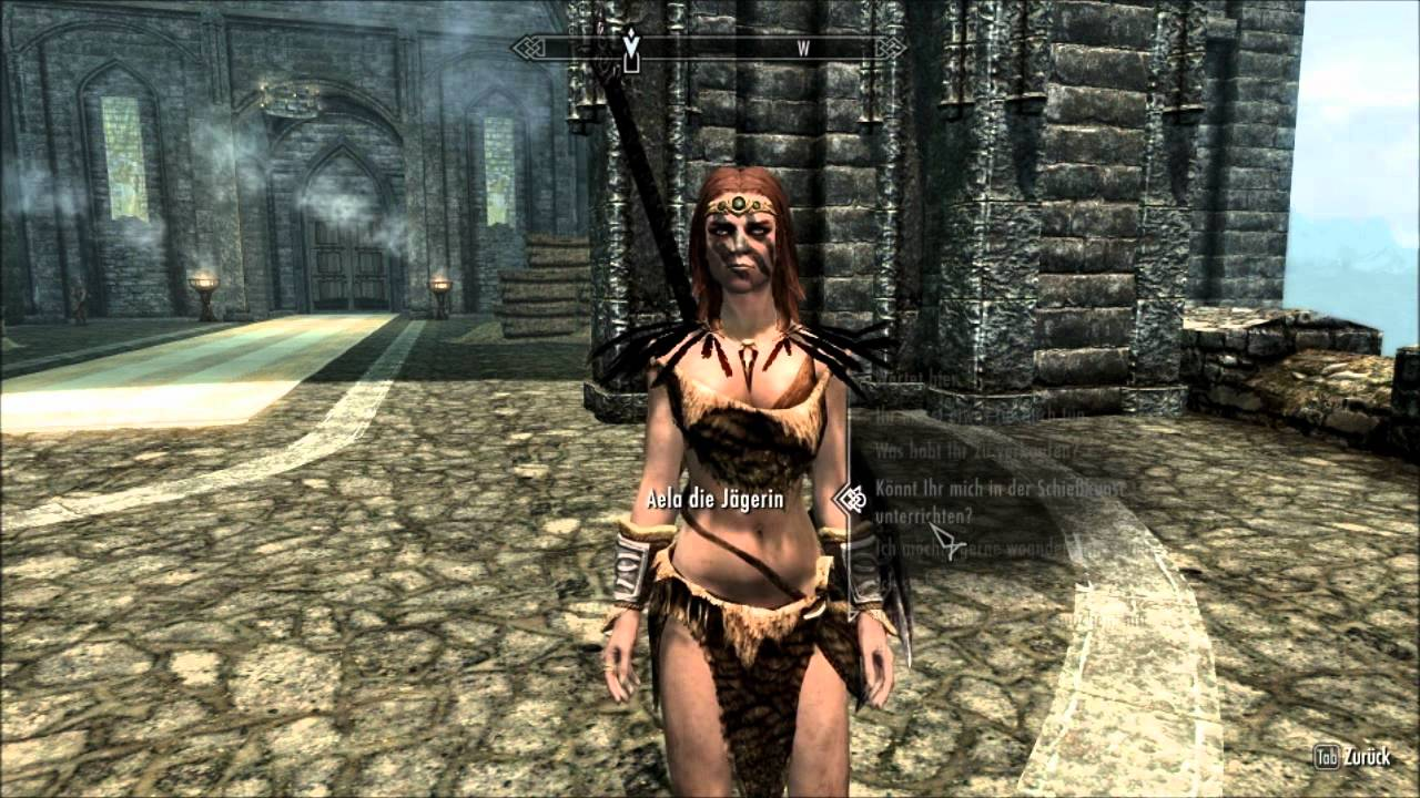 Frauen heiraten in skyrim