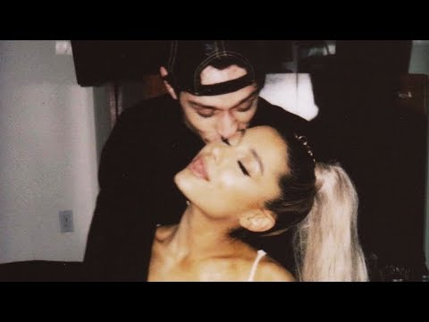 Ariana Grande Slams Pete Davidson Haters | Hollywoodlife