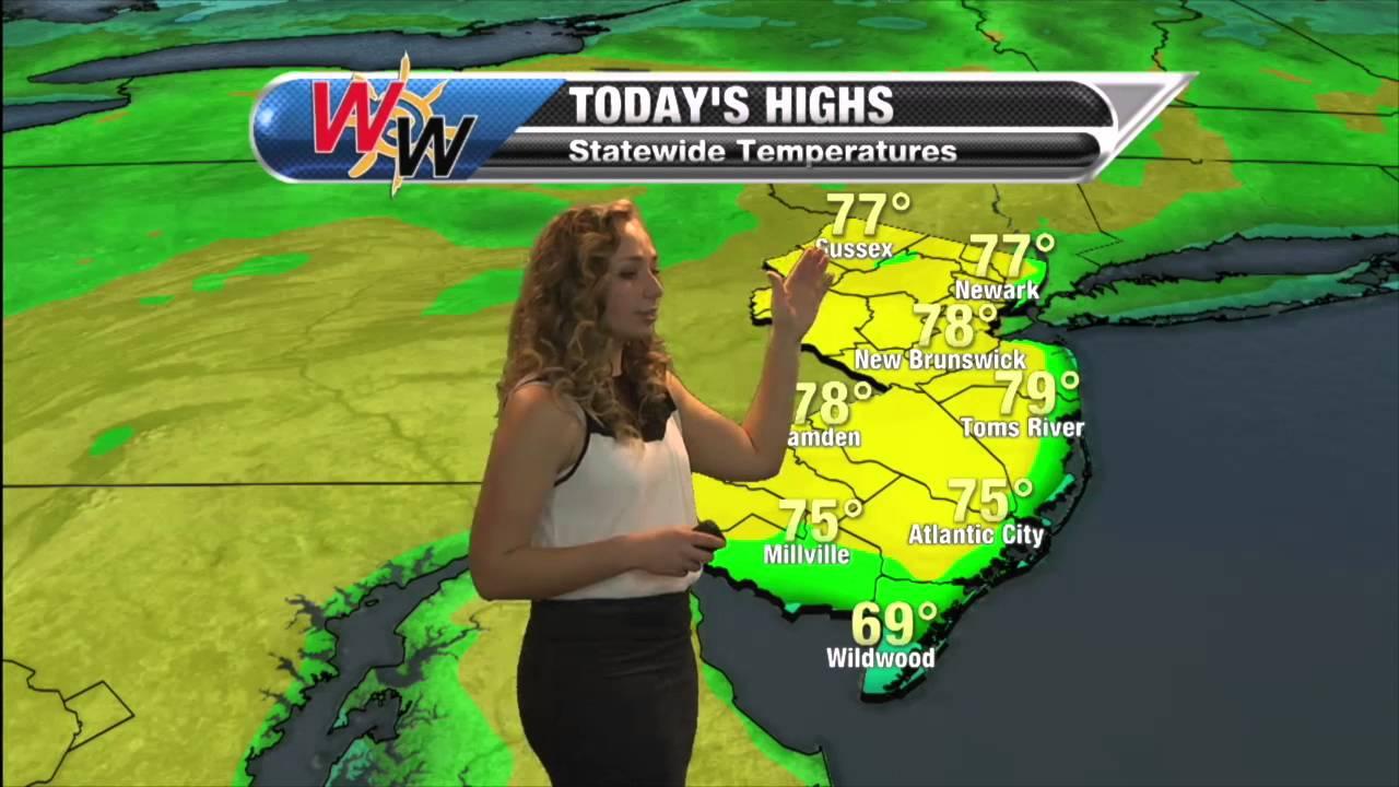 Heidi Werosta Weather Reel