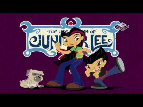 The Life and Times of Juniper Lee   Opening Theme (English) (HD)