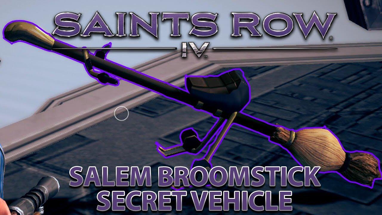 Saints Row  Secret Cars