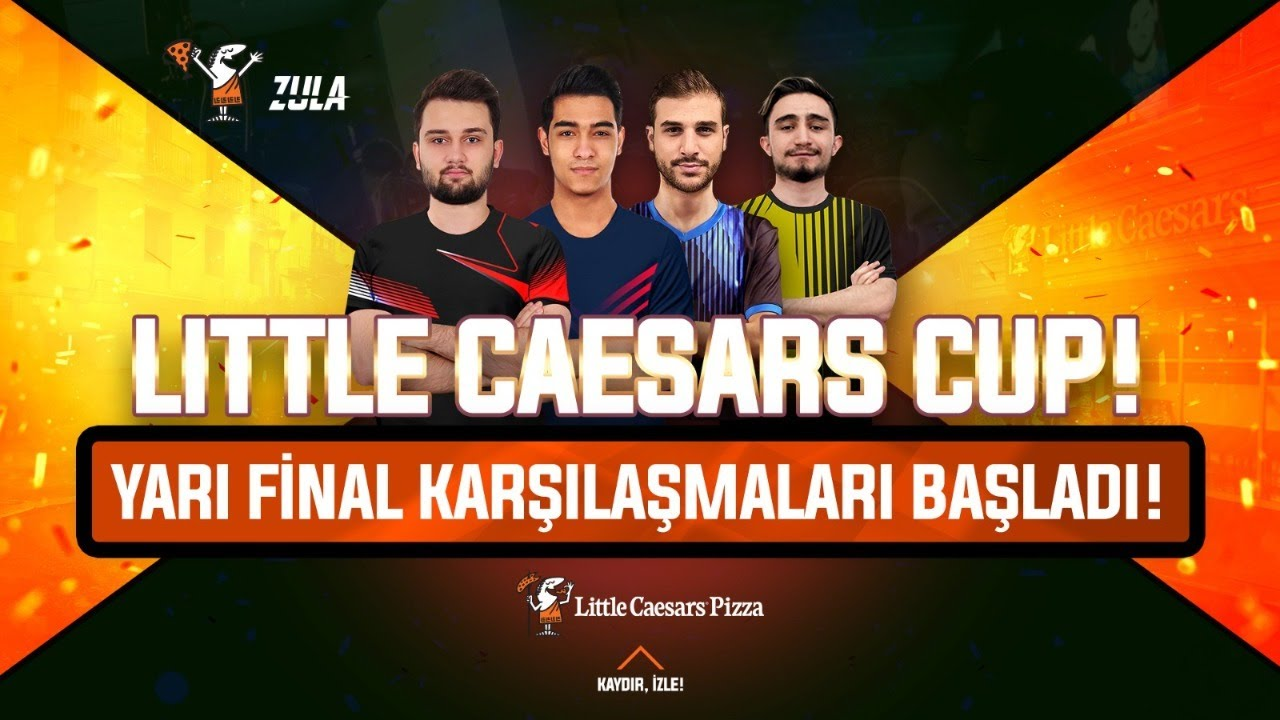 Little Caesars Cup | Team Rainlox - Team Halil