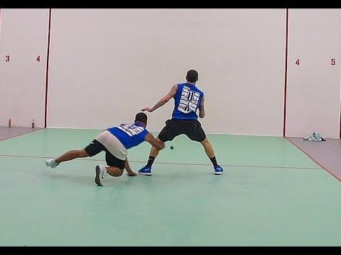 Zerega Open Singles FINALS.  Timbo VS Migs
