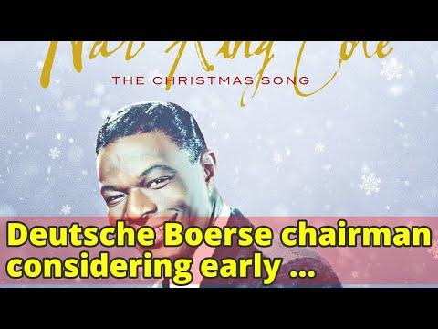 Deutsche Boerse chairman considering early departure: Handelsblatt