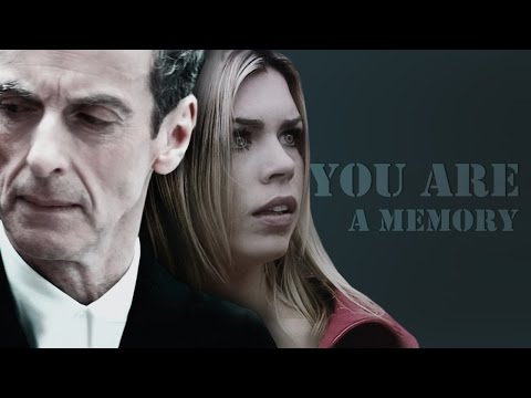 » clara + doctor + rose || you are a memory