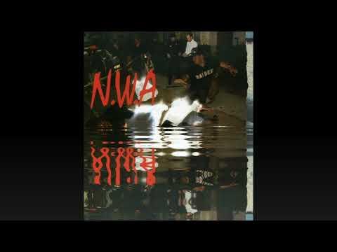 N.W.A – Appetite For Destruction Instrumental 1991