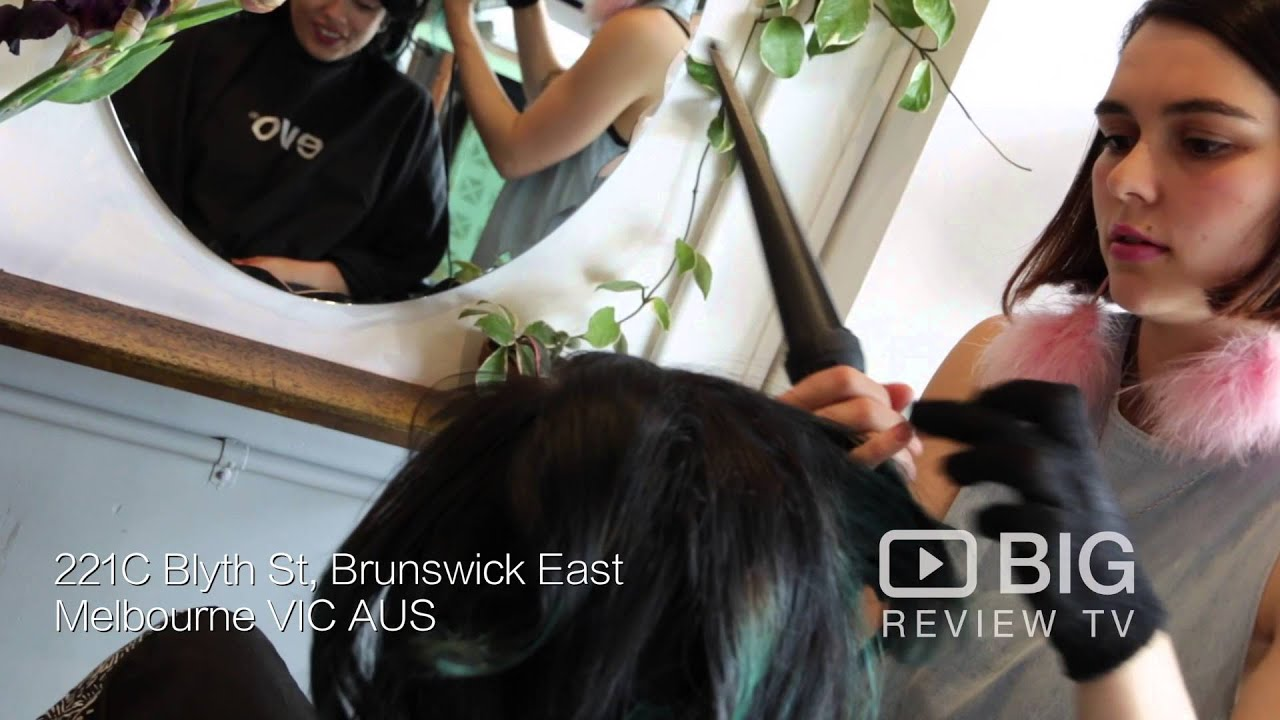 Lucky Buster Hair Salon In Brunswick East Vic Offering Haircut And