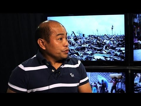 Typhoon Survivor Story: Family Lost Everything