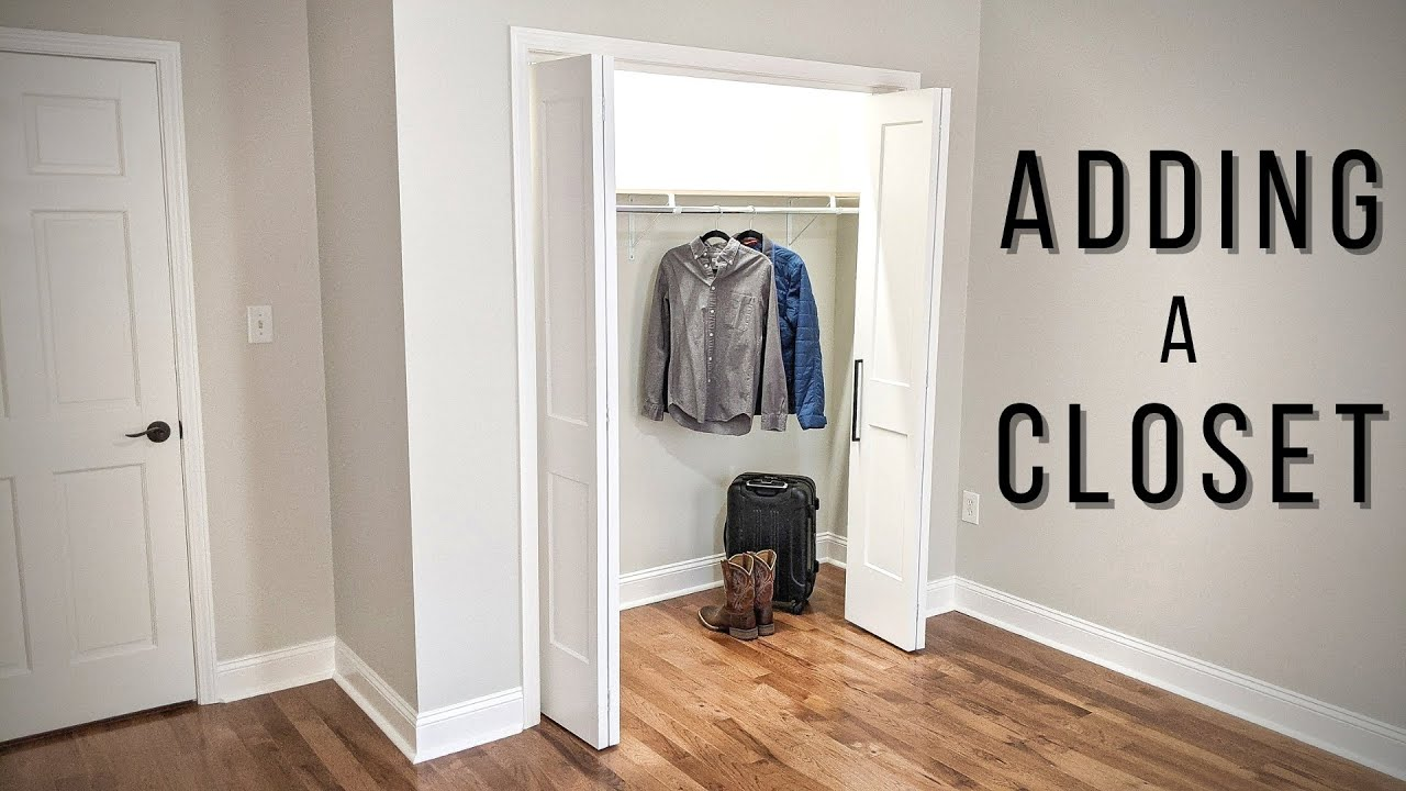 Download How to Build a Closet