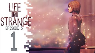 Life Is Strange (Episode 5) - Part 1 - Trapped!
