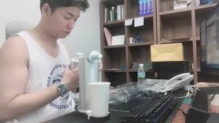 마미봇 크림생맥주제조기…