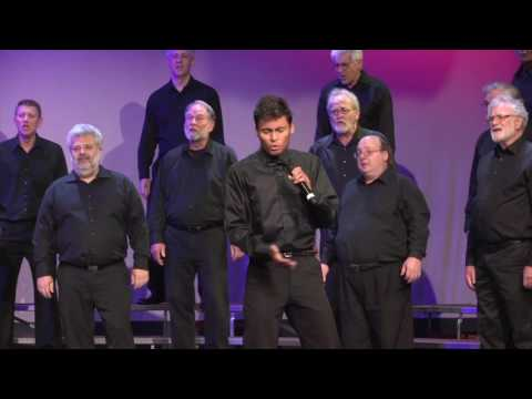 2016 Men's Honors Chorus - Kissing a Fool [George Michael cover]