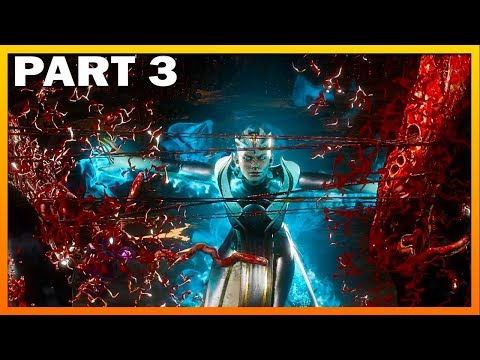 Mortal Kombat 11 STORY MODE Gameplay Walkthrough Part 3 - The End Is Nigh [MK11 Xbox One X]