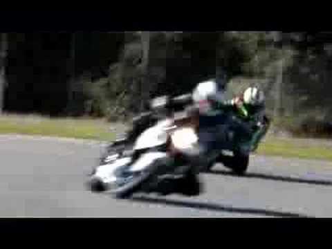 BMW HP2 Sport first ride