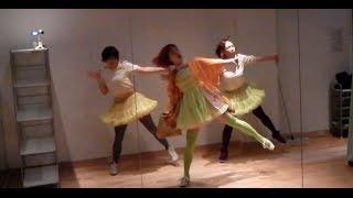 【うぽる】「ウーポールーパー」踊ってみた