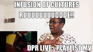 DPR LIVE - Playlist MV REACTION !! MIGHT AS WELL COME TO AFRICA !!