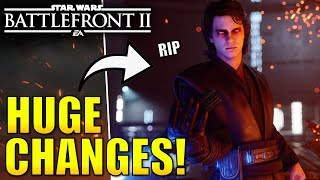 BIG Changes are coming to Star Wars Battlefront 2!