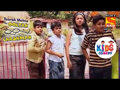 Gogi Gets Lost In The Waterpark | Tapu Sena Special | Taarak Mehta Ka Ooltah Chashmah
