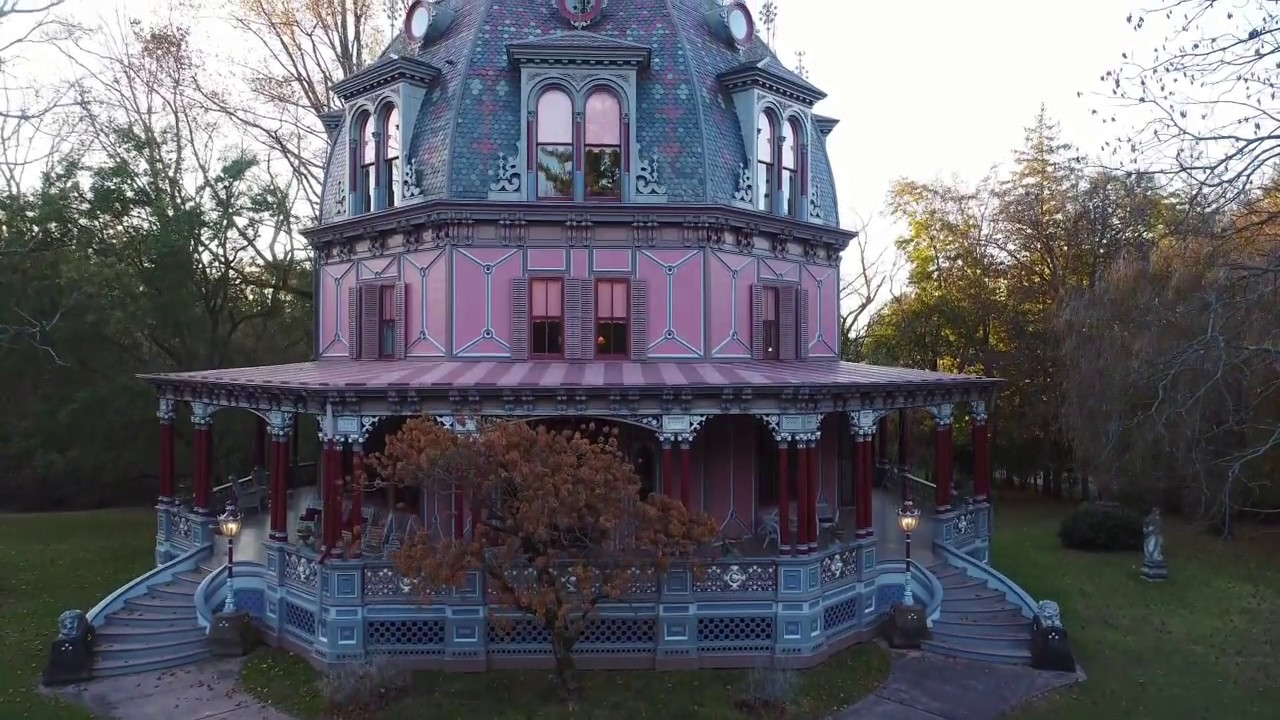 The Armour Stiner Octagon House