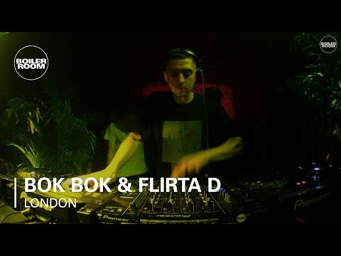 Bok Bok & Flirta D Boiler Room London DJ Set