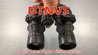 DTNVS (Dual Tube Night Vision System) by Act in Black