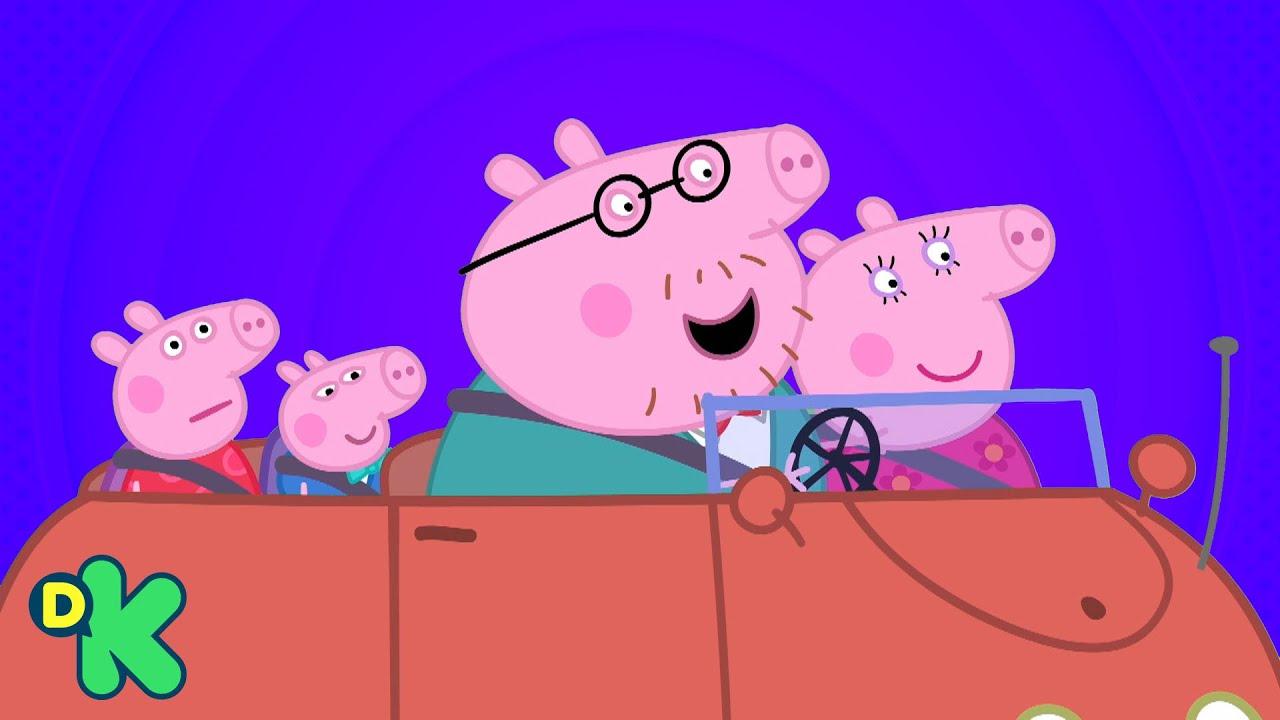 ¡Feliz Cumpleaños Abuelo Cerdito! | Peppa Pig | Discovery Kids