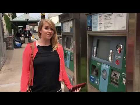 How To Buy A Metro Card In Los Angeles