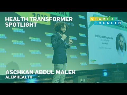 Health Transformer Spotlight: Aschkan Abdul Malek, AlemHealth