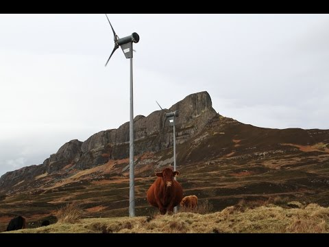 Community Power: Eigg Electric - A stand alone electricity grid on the Isle of Eigg