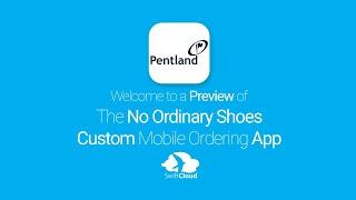 No Ordinary Shoes - Mobile App Preview - NOS981W
