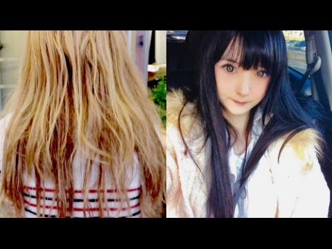 Japanese Hair Transformation