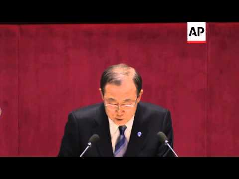 Ban Ki-moon says he's appalled by failure of ceasefire in Syria