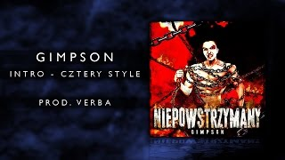 01. Gimpson - Intro (Cztery Style) (prod. Verba)