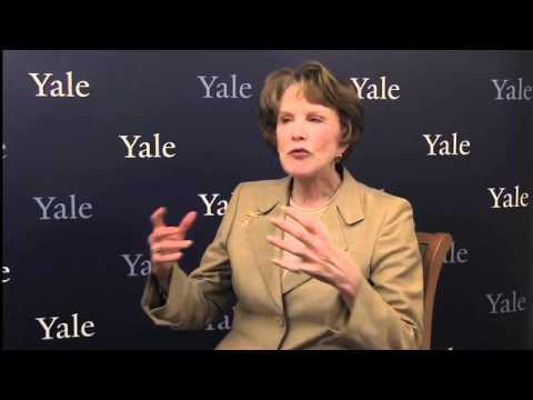 Spirit of Service: Margaret Warner at Yale