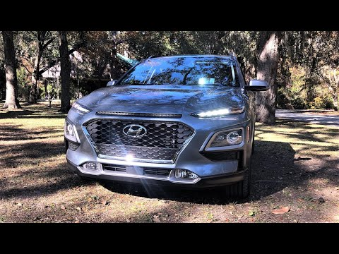 2020 Hyundai Kona Turbo Ultimate FWD - Road Test Review & Walkaround