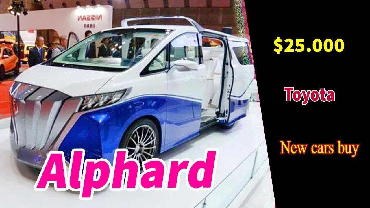 all new alphard 2021 toyota 2018 indonesia 2020 executive lounge usa newcars 2020toyotaalphard toyotaalphard