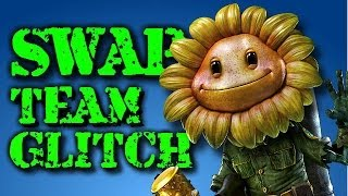 NEW TEAM KILL GLITCH - Plants Vs Zombies Garden Warfare - Walkthrough Part 17 Tutorial Hack Cheat