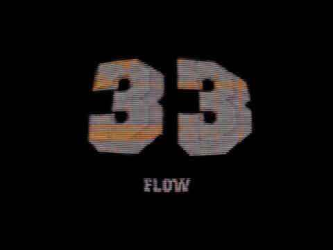 D.SCRETE - 33 FLOW (Official Lyric Video)