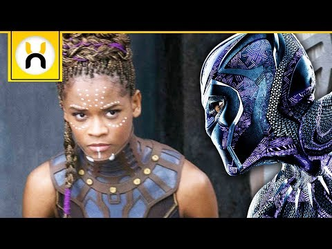 The Origins of Shuri in the MCU | Black Panther