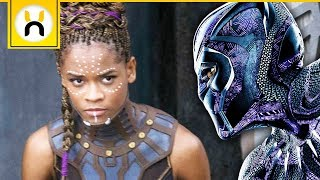 The Origins of Shuri in the MCU | Black Panther