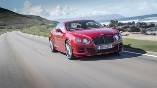 2015 Best Cars Ever Bentley Continental GT Speed Exterior Review and Test Drive