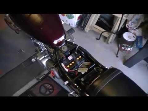 suzuki boulevard c50 how to change gear ratio