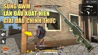 Free Fire | AWM lần đầu tiên xuất hiện trong giải đấu Việt Nam - Còn ai ngoài Cham? | Rikaki Gaming