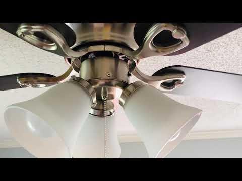 Dirección para ventilador de techo en verano y invierno